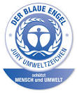 Label Blue Angel