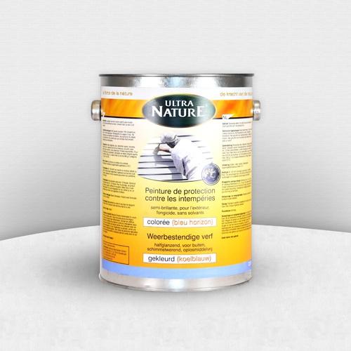 Isol naturel boutique peinture de protection contre les for Peinture lin naturel
